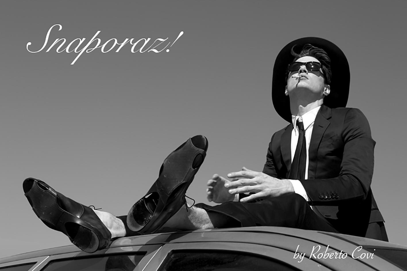 Snaporaz -8-1/2 Magazine