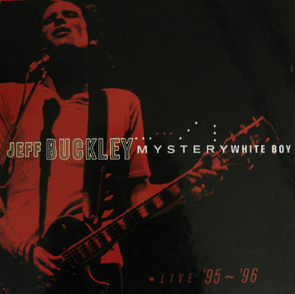 JEFF BUCKLEY – MISTERY WHITE BOY COVER